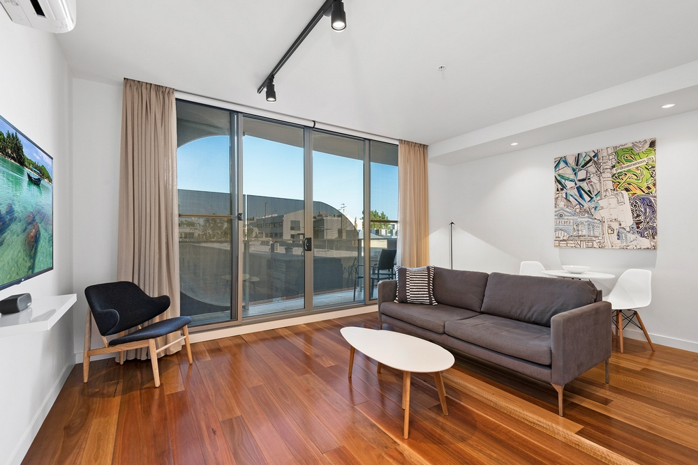 1 District Fitzroy One Bedroom Executive Apt 304 05